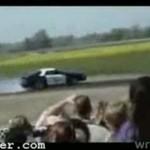 Drifting kalifornijskich policjantów