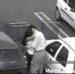 Seks oralny na parkingu