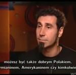 Serj Tankian, wokalista System Of A Down, o patriotyzmie