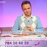 Trudne zadanie dla wróża Dawida