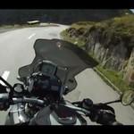 Alpejskie serpentyny - tylko dla wytrawnych kierowców!