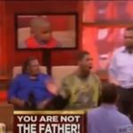 """""""Nie jesteś ojcem"""" - zobaczcie reakcję!"""