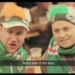 Fani futbolu mówią po polsku