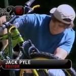 Biały mężczyzna vs czarny mężczyzna - kradzież roweru