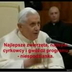 Papież opowiada kawał - MOCNE!
