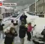 Śnieżny zamach