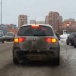 Najsmutniejsze auto w całej Rosji