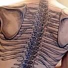 Porażające anatomiczne tatuaże