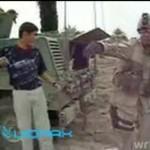Rap żołnierzy w Iraku