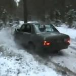 Idiota w BMW