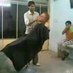 Fryzjer POBIŁ klienta!
