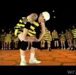 Bee-boye tańczą dla pszczół