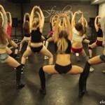 Nowa twerkingowa choreografia