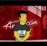 """""""Simpsonowie"""" w """"Idolu"""""""