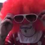 Steve-O jako klaun
