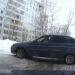 Rosja - przejażdżka po mieście