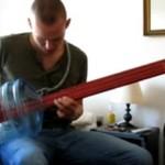 Gitara basowa własnej produkcji!