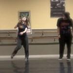 Niesamowity duet tancerzy - WOW!