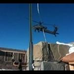 Wypadek Apache'a - Z BLISKA!