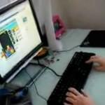 """GWIAZDA gry w """"Tetrisa""""!"""