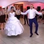 Mołdawskie wesele - klasyczny taniec!