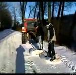 Upadanie synchroniczne - polski sport zimowy