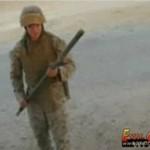 Żołnierz kontra osa