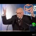 """Profesor Bartoszewski w wersji """"Chaccaron"""""""