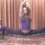 Gimnastyka kobiety - gumy