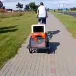 Rower-audio z Wągrowca