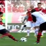 Ronaldinho - król rzutów wolnych