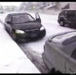 Zimowe wypadki - ZGROZA!
