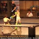 Walka 12-latków - OSTRO!
