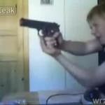 Broń przypadkiem wypaliła