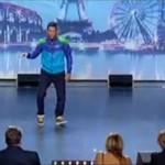 """Tancerz z francuskiego """"Mam Talent"""" - pokazał styl!"""