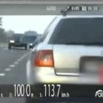 Pędził ponad 245 km/h