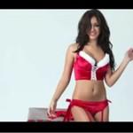 Melanie Iglesias pozdrawia na święta!