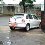 Brazylijski czujnik parkowania