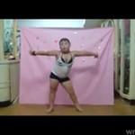 Taniec Azjaty - odbiło mu!?