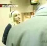 Pijana Ashlee Simpson w McDonaldzie!