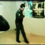 Policjanci tańczą - UDANY MIX!