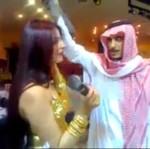 Tak się bawi arabski szejk - MOCNE!