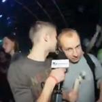 Wywiad na imprezie - MEGA!
