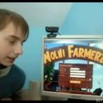 """Młodziak reklamuje """"Wolnych Farmerów"""""""
