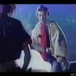 Maksymalnie sucha scena z japońskiego kina akcji!