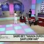 Psychiczny Turek w programie na żywo