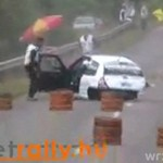 Niezły wypadek w Rosji!