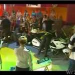 Wpadka Conrado Moreno w programie TV