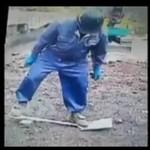 Skateboardzistana łopacie