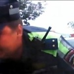 Policjant zaliczył jazdę swojego życia